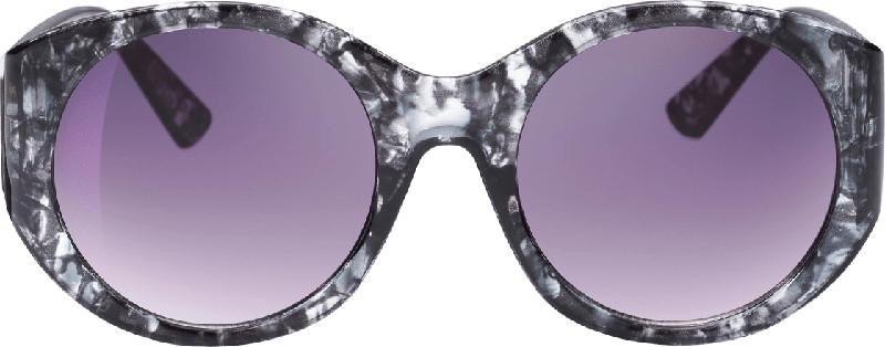 SUNDANCE Sonnenbrille für Erwachsene runde Form mit Marmorierung