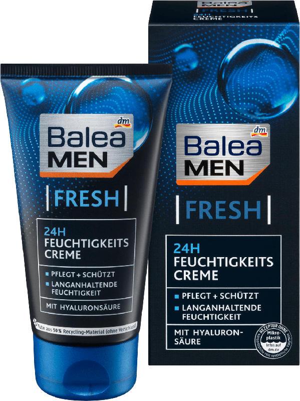 Balea MEN Tagespflege Fresh Feuchtigkeitscreme