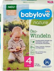 babylove Windeln nature Gr. 4, Maxi, 7-18 kg