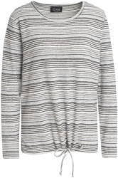Damen Langarmshirt im Ringel-Dessin (Nur online)