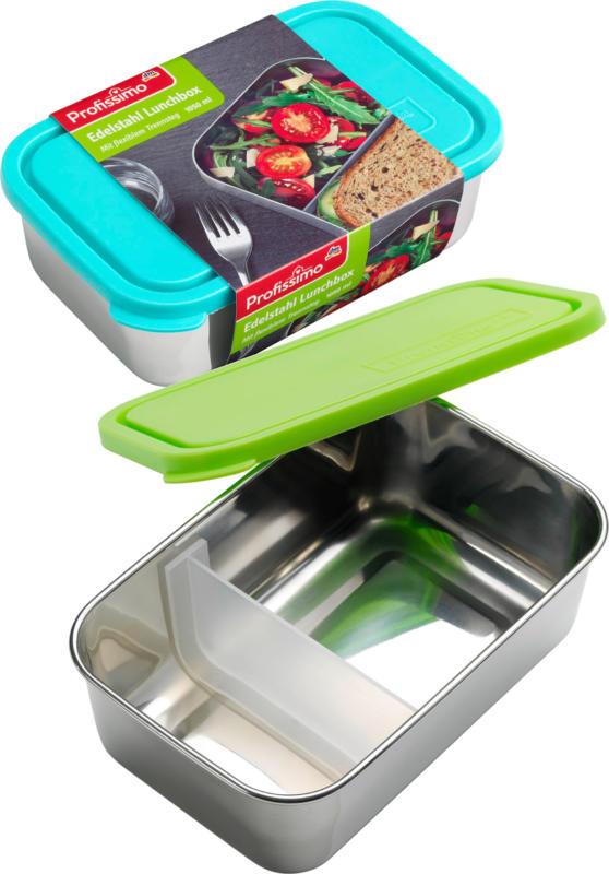 Profissimo Edelstahl Lunchbox