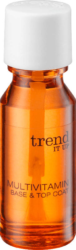 trend IT UP Unterlack Multivitamin Base & Top Coat transparent