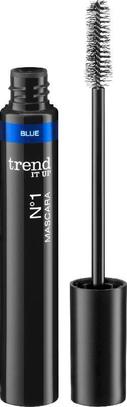 trend IT UP Wimperntusche N°1 Mascara blau 030