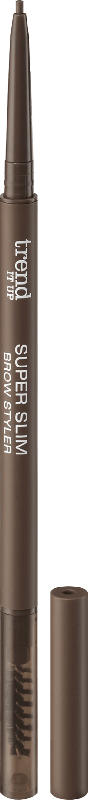 trend IT UP Augenbrauen Super Slim Brow Styler braun 030