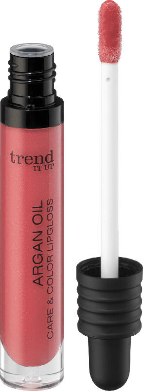 trend IT UP Lipgloss Argan Oil Care & Color rot 020