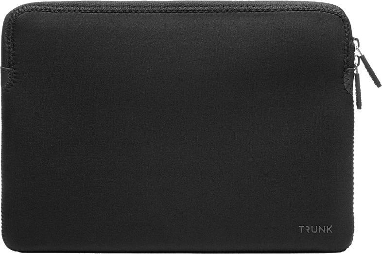 Notebook Sleeve für MacBook 13.3 Zoll, Schwarz (TR-ALSPRO13-BLK)