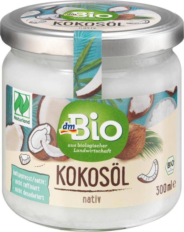 dmBio Kokosöl nativ