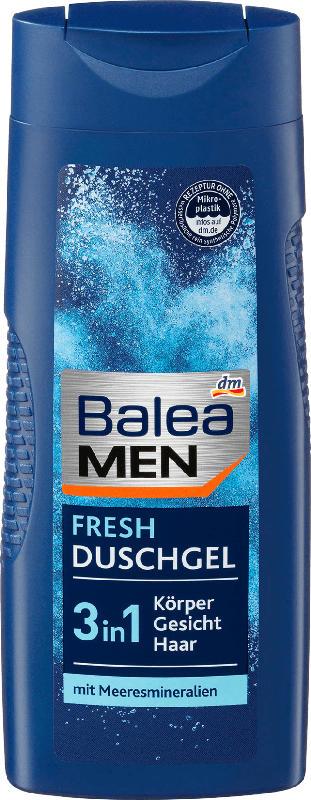 Balea MEN Duschgel fresh