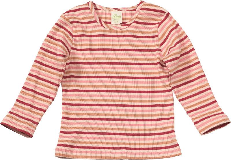 ALANA Kinder Pullover, Gr. 104, in Bio-Baumwolle, rosa