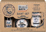 dm-drogerie markt Balea MEN Geschenkset Bartöl 50ml + Pomade 100ml + Waschschaum 150ml