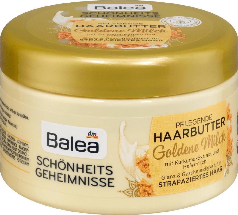 Balea Schönheitsgeheimnisse Haarbutter Goldene Milch