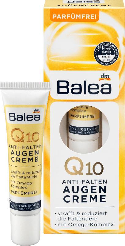 Balea Augencreme Q10 Anti-Falten