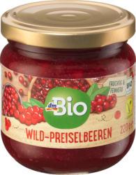 dmBio Wild-Preiselbeeren