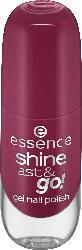 essence cosmetics Nagellack shine last & go! gel nail polish good times 20