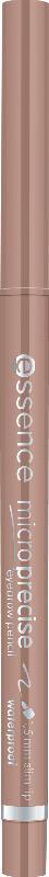 essence cosmetics Augenbrauenstift micro precise eyebrow pencil blonde 01