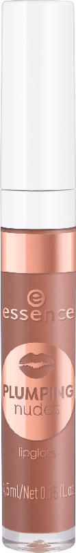 essence cosmetics Lipgloss plumping nudes big softie 02