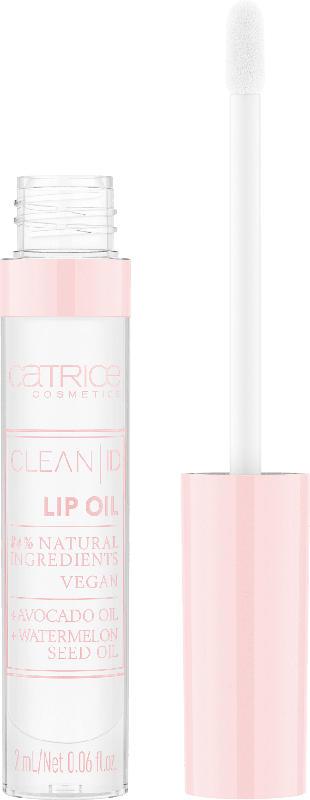 Catrice Lippenöl Clean ID Lip Oil Violet Rose 010