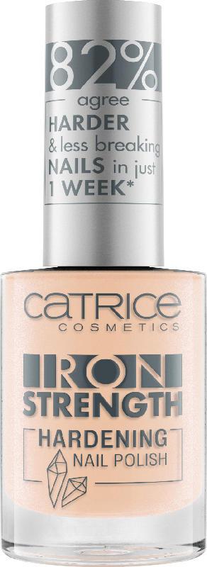 Catrice Nagelhärter Iron Strength Hardening Nail Polish Amber Light 05
