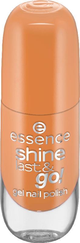 essence cosmetics Nagellack shine last & go! gel nail polish honey honey 53
