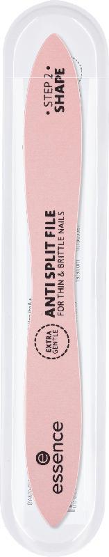 essence cosmetics Nagelfeile ANTI SPLIT FILE