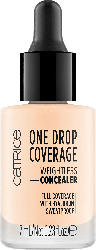 Catrice Concealer One Drop Coverage Weightless  True Ivory  002
