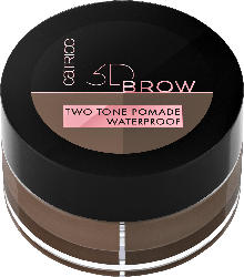 Catrice Augenbrauenpomade 3D Brow Two-Tone Pomade Waterproof Light To Medium 010