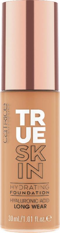 Catrice Make-up True Skin Hydrating Foundation Warm Caramel 070
