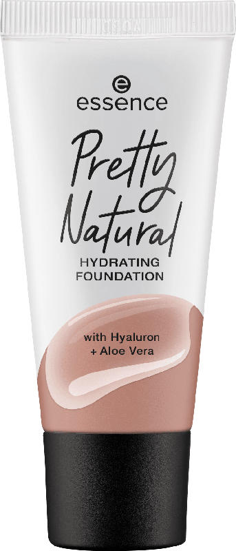 essence cosmetics Make-up Pretty Natural hydrating foundation Cool Chestnut 230