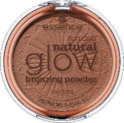 essence cosmetics Bronzer sun club natural glow bronzing powder cool tone 02