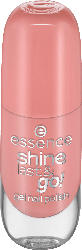 essence cosmetics Nagellack shine last & go! gel nail polish Sunset Lover 70
