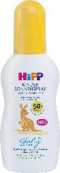 Hipp Babysanft Sonnenspray Kids, ultra sensitiv, LSF 50+