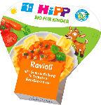 dm-drogerie markt Hipp Kinderteller Kinder Ravioli Tomaten-Gemüse Sauce ab 1 Jahr