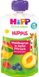 Quetschie Hippis Waldbeeren in Apfel-Pfirsich ab 1 Jahr