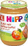 dm-drogerie markt Hipp Frucht & Gemüse Apfel-Süßkartoffel nach dem 4. Monat/ ab dem 5. Monat