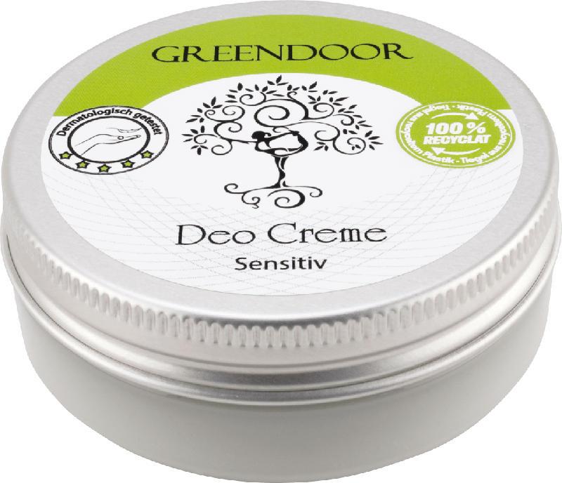 Greendoor Deo Creme Deodorant Sensitiv