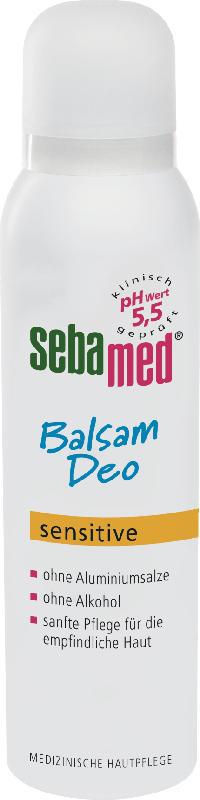 sebamed Deo Spray Deodorant Balsam sensitive