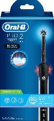 Oral-B Elektrische Zahnbürste Pro 2 Black
