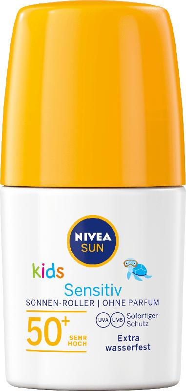 NIVEA SUN Kids Roller Seinsitive LSF50+