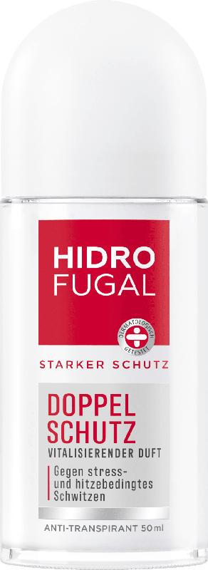 Hidrofugal Deo Roll On Antitranspirant Doppelschutz