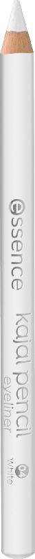 essence cosmetics Kajal pencil white 04