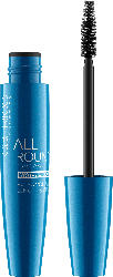 Catrice Wimperntusche Allround Mascara Waterproof Blackest Black 010