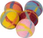 dm-drogerie markt Filges Filzball mit Schelle, klein,
