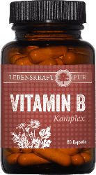 Lebenskraftpur Vitamin B Komplex 60St.