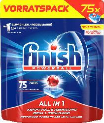 Finish Spülmaschinen-Tabs All-in-1 Vorratspack