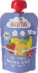 dm-drogerie markt FruchtBar Quetschbeutel Kiwi Erdbeere Birne Banane Zwieback ab 6 Monaten
