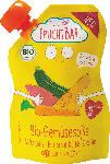 dm-drogerie markt FruchtBar Gemüse-Soße Kürbis-Süßkartoffel-Zucchini