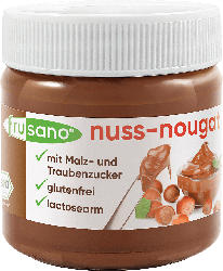 Frusano Schokoladenaufstrich, Nuss-Nougat Creme