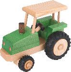 dm-drogerie markt Beck Spielwaren Traktor lenkbar mit Gummirädern
