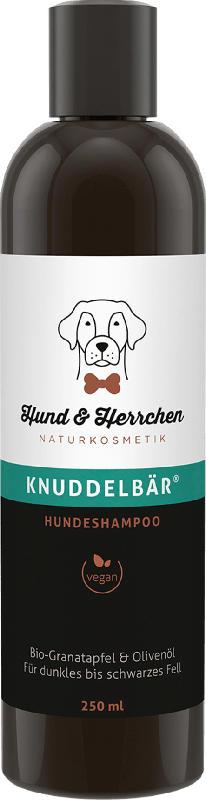 Hund & Herrchen Hunde Shampoo, Knuddelbär