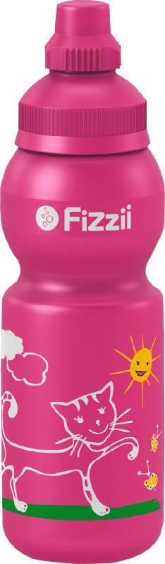 Fizzii Trinkflasche Katze